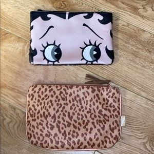 ipsy bags!! they come together:)